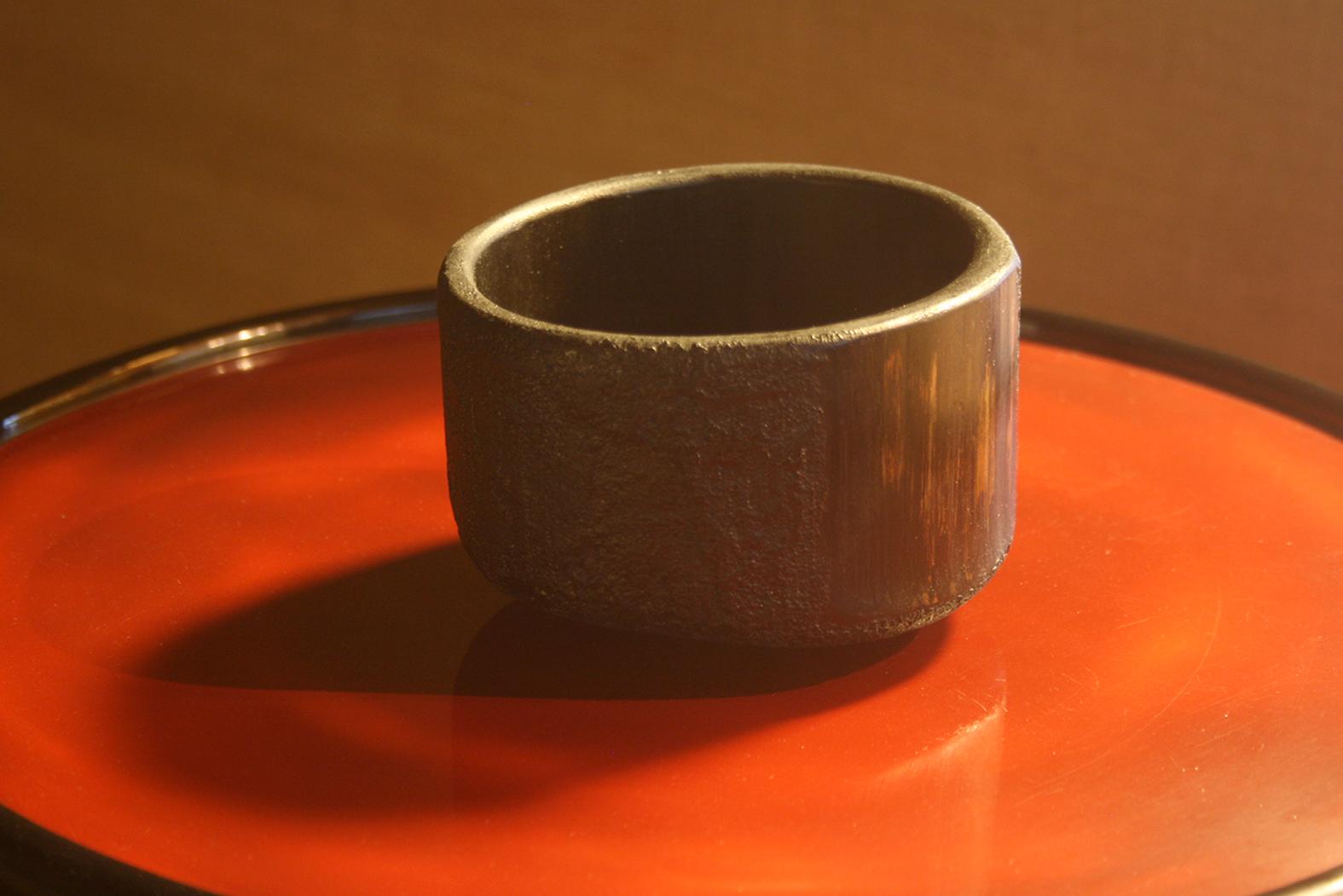 【受付終了】竹と漆の茶わんづくり